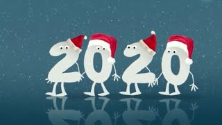 new year welcome status