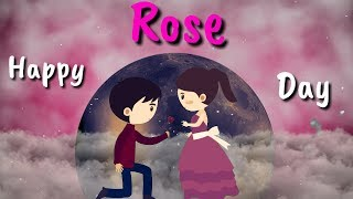 rose day video