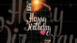 tiktok birthday