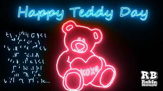 teddy day celebration