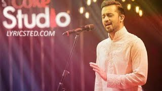 atif aslam singing song