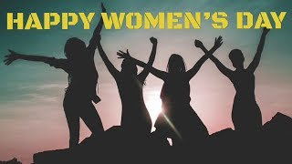 women's day status video