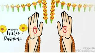 guru purnima status video