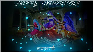 navratri video status download