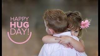 hug day status video