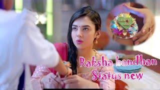 raksh bandhan status