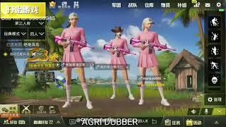 dancing pubg players status video