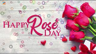 romantic rose day