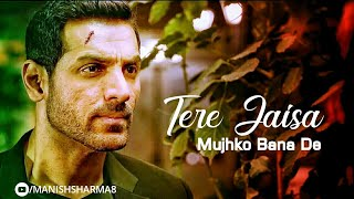 tere jaisa movie song