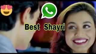 shayari text